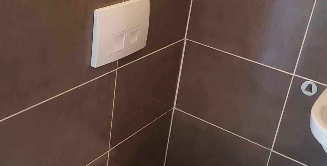 Sanitair toilet